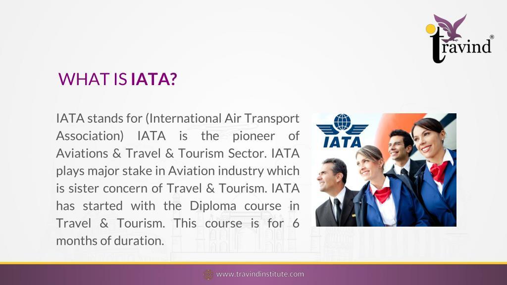 PPT - IATA foundation Course PowerPoint Presentation - ID