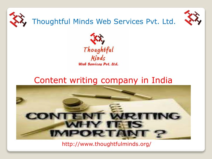 thoughtful minds web services pvt ltd n.