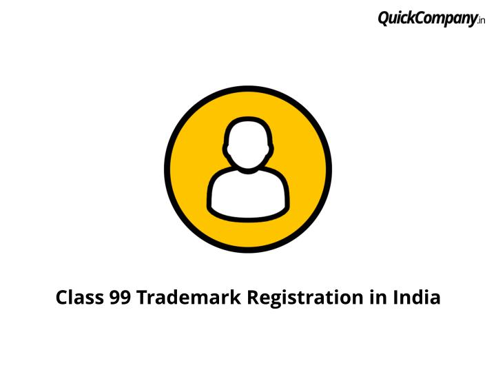 class 99 trademark registration in india n.