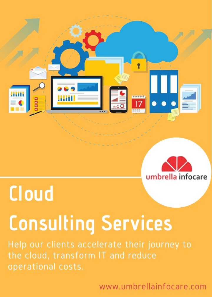 cloud consulting services n.