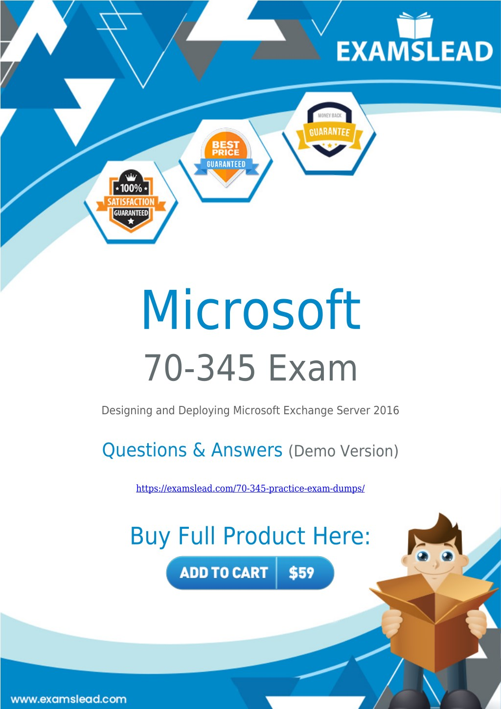 Ppt Best 70 345 Dumps To Pass Microsoft Certified Professional 70