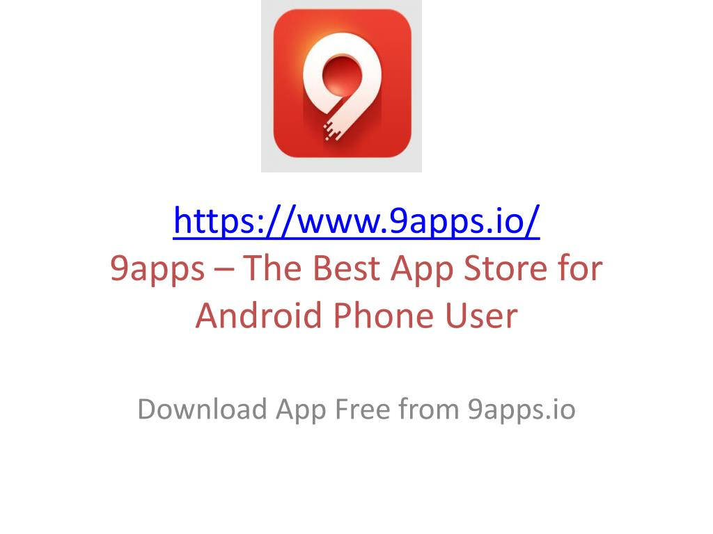 ppt the best android app stores powerpoint presentation id 7970222