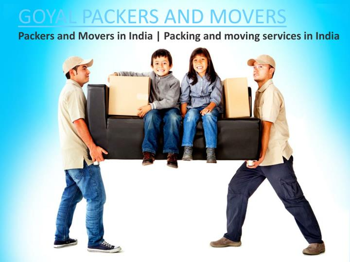 goyal packers and movers n.