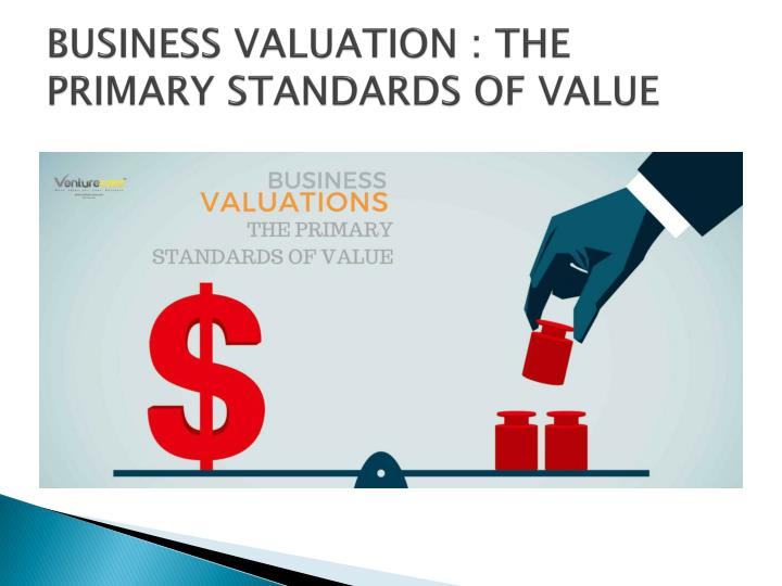 business valuation the primary standards of value n.