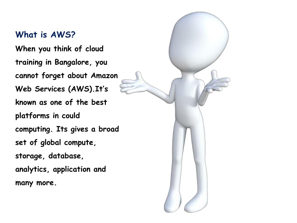 Ppt Is It Worth Doing Aws Certification Training Is This Course