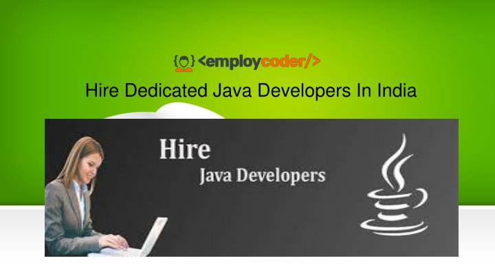 hire dedicated java developers in india n.