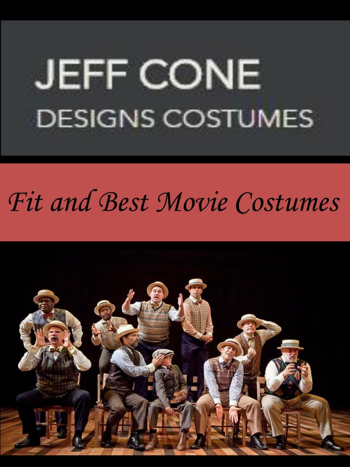 fit and best movie costumes n.