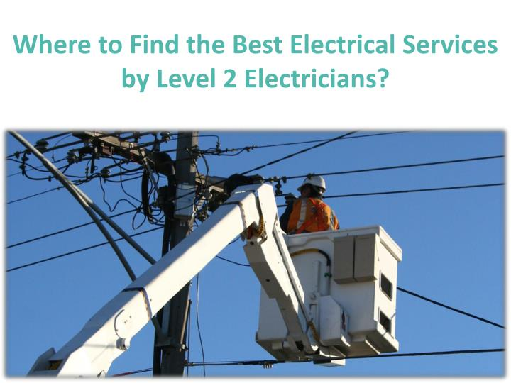 where to find the best electrical services n.