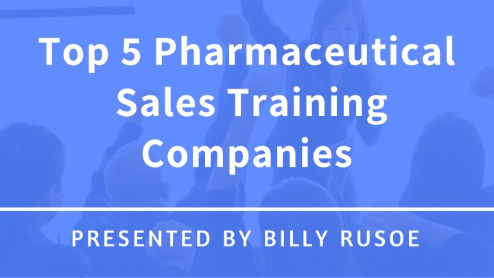 PPT - Top 5 Pharmaceutical Sales Training Companies