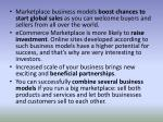 marketplace business models boost chances