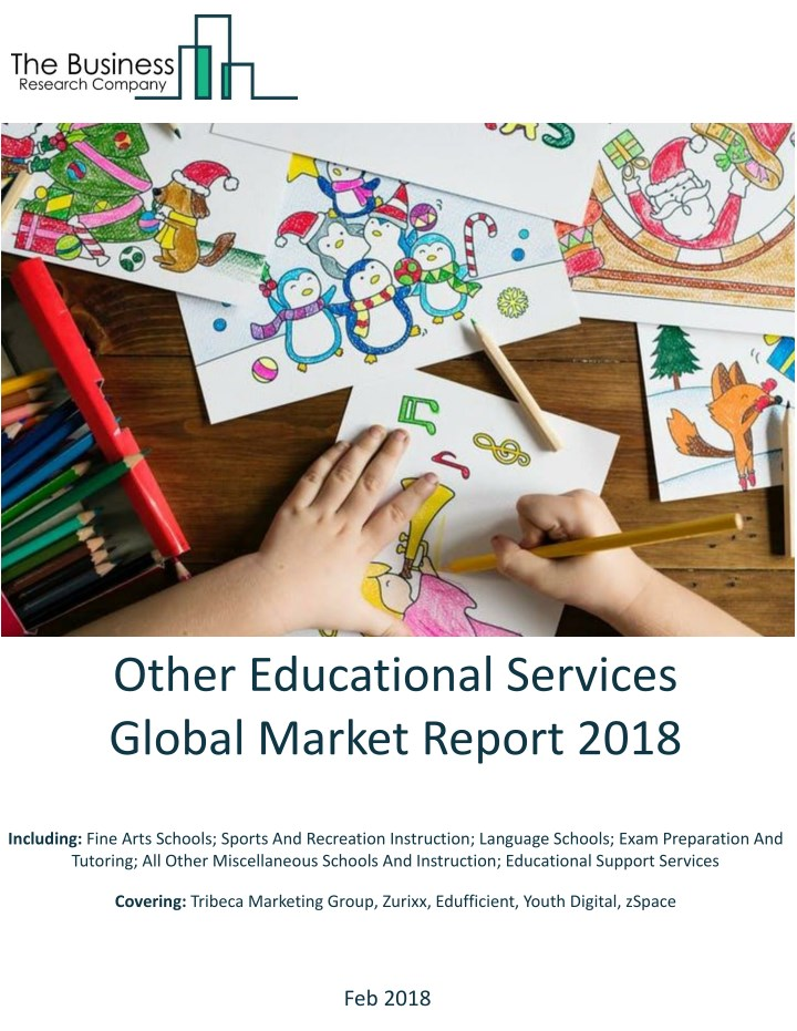 other educational services global market report n.
