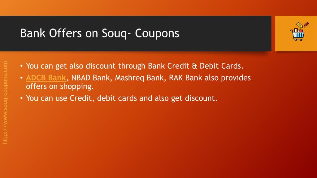 PPT - Souq Coupons PowerPoint Presentation - ID:7979333