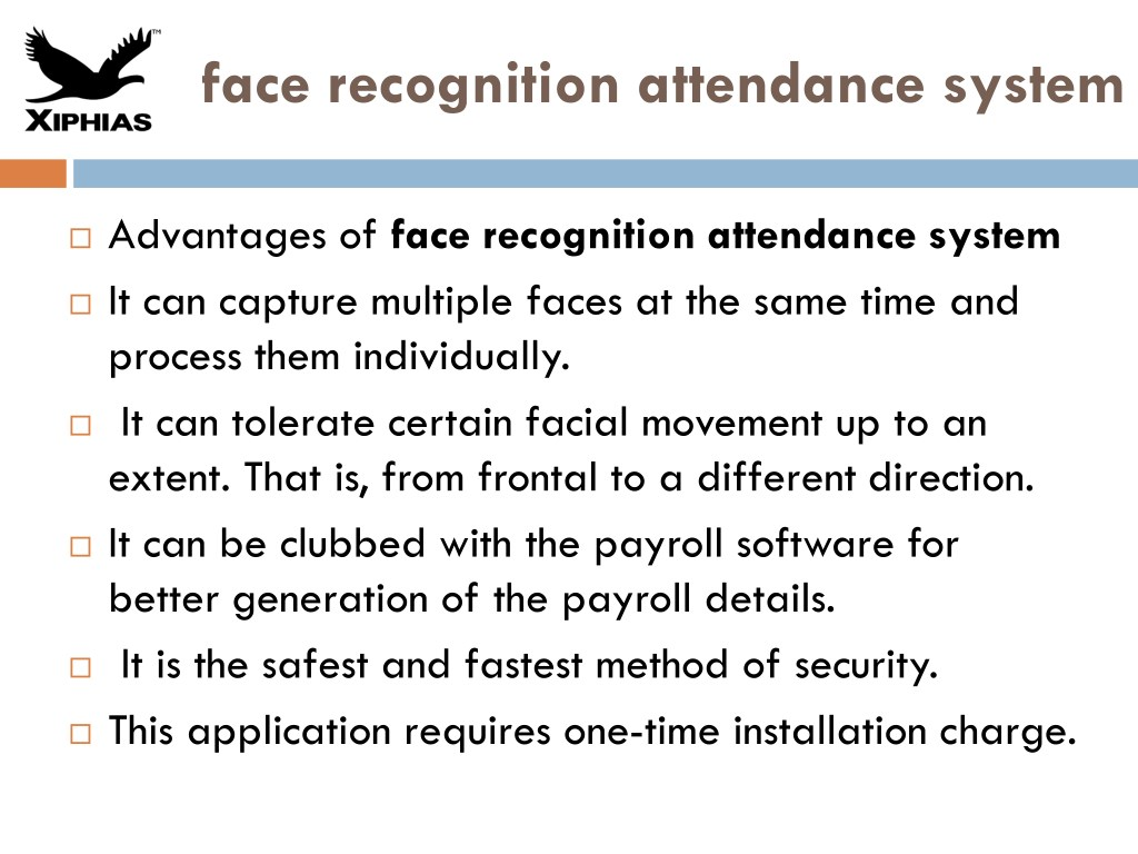 PPT - face recognition attendance system PowerPoint