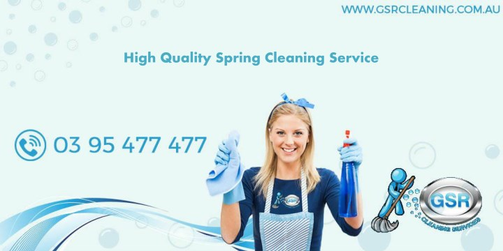 high quality spring cleaning service n.