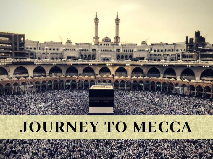 journey to mecca n.