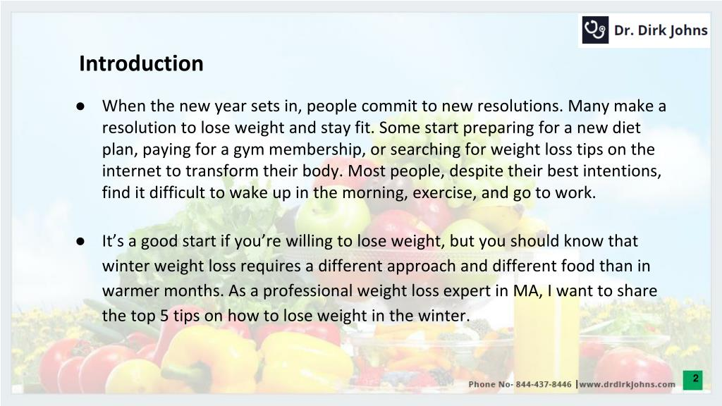Ppt Top 5 Tips To Lose Weight Without Exercise Powerpoint Presentation Id 7981209