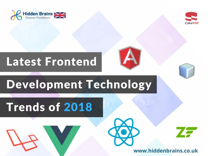 PPT - Latest Frontend Development Technology Trends of 2018