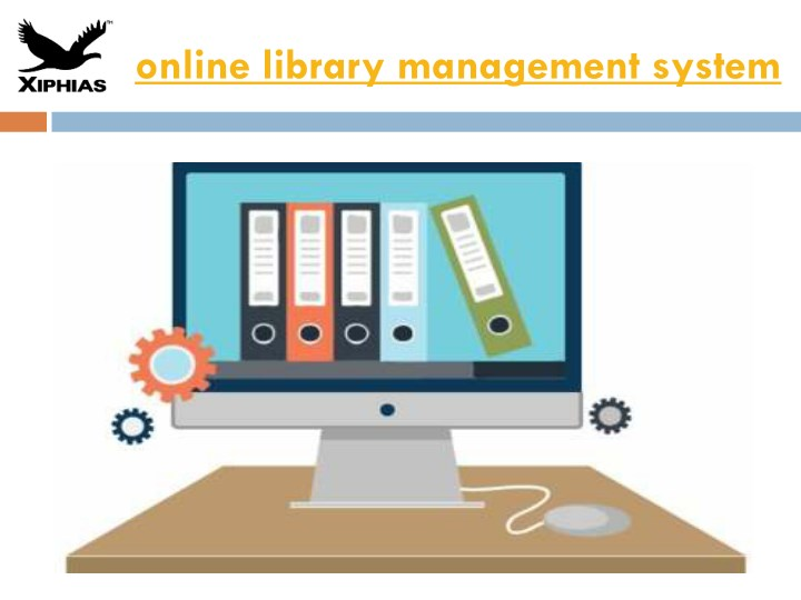 online library management system n.
