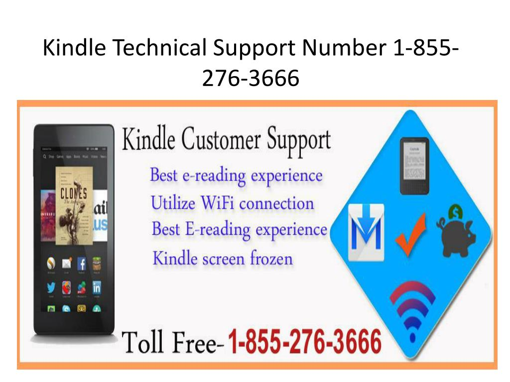 PPT - Kindle Tech Support Phone Number *1855*276*3666