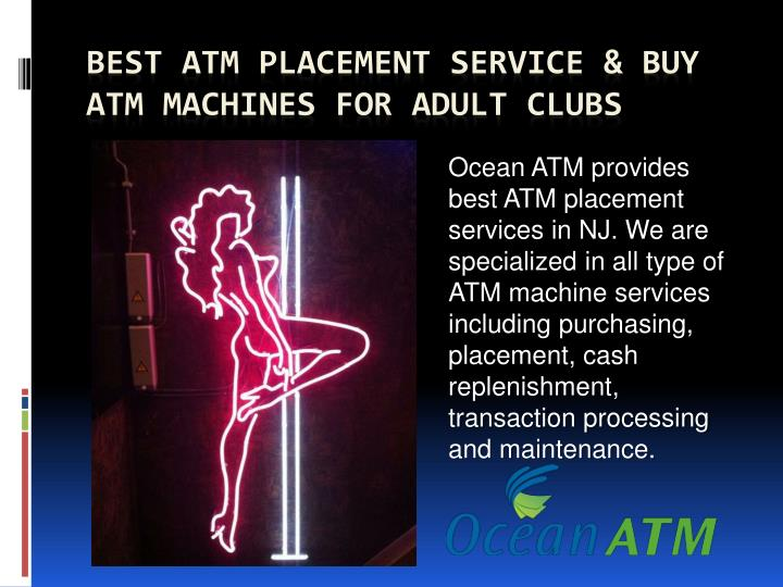 PPT - Best ATM Placement Service & Buy ATM Machines for ...