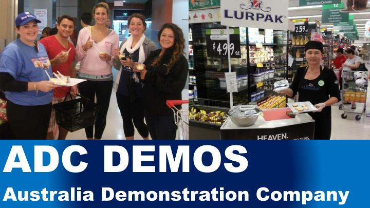 adc demos australia demonstration company n.