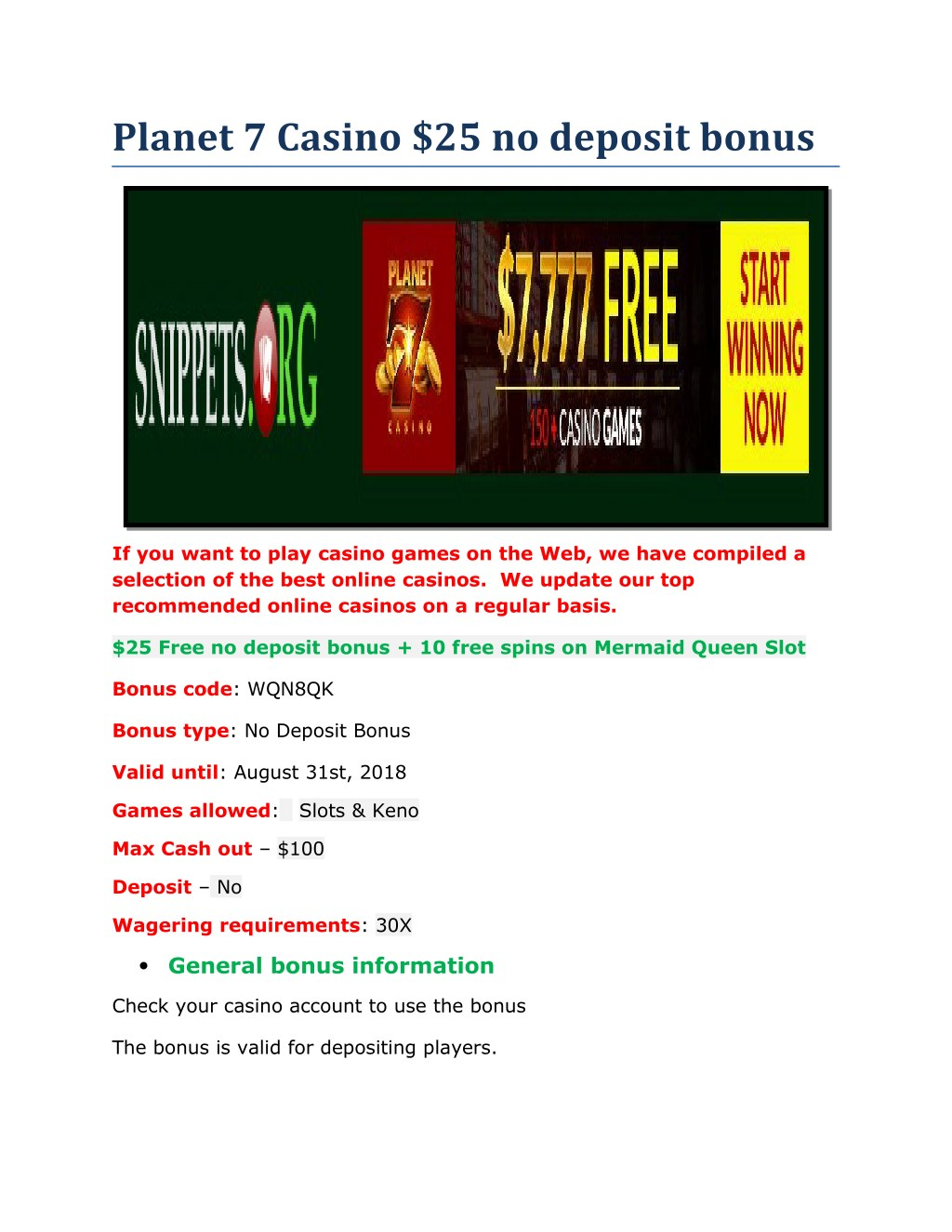 Ppt Casino Match Bonus Online At Snippets Powerpoint
