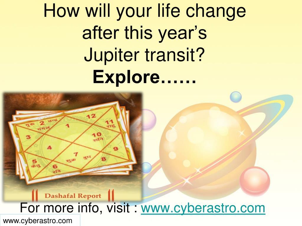 PPT - Understand Jupiter Transit 2018 Before You Regret