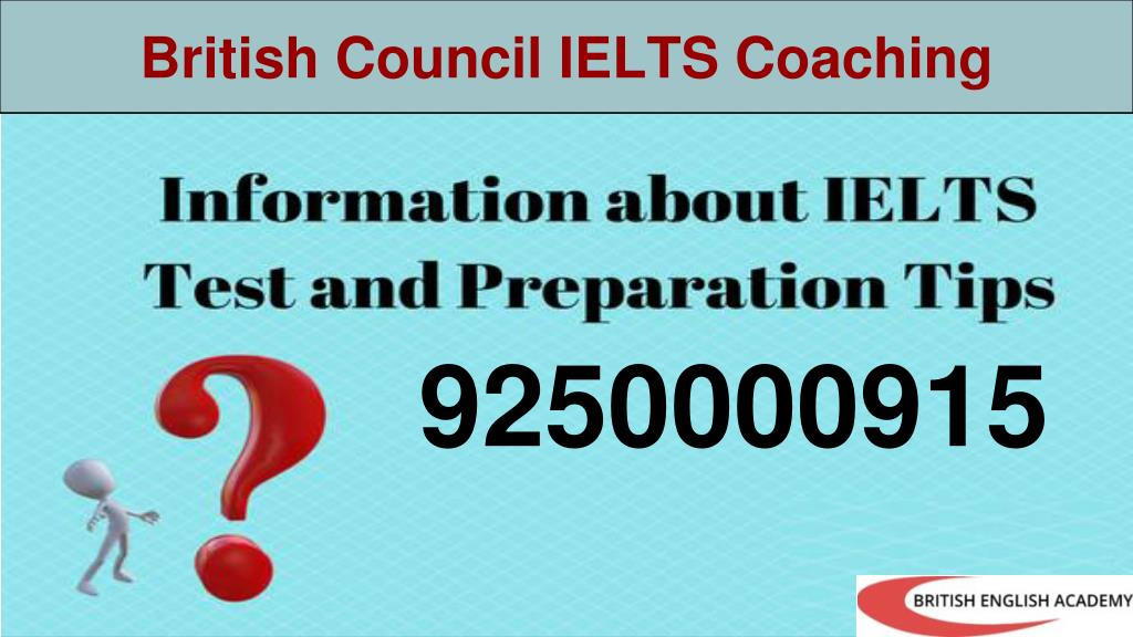 PPT - British council IELTS Coaching PowerPoint Presentation - ID