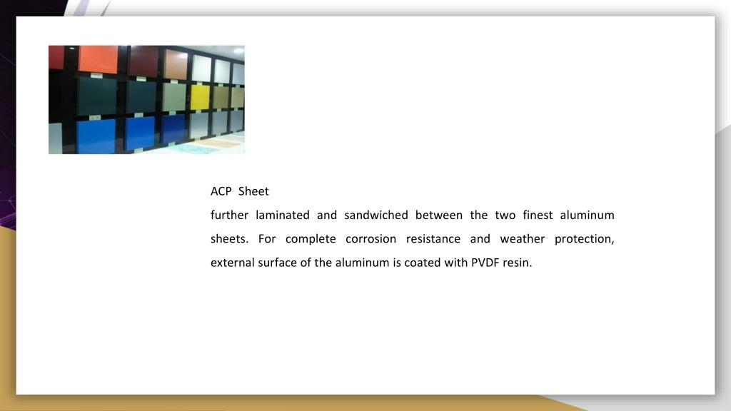 PPT - ACP Cladding Design Suppliers in India PowerPoint