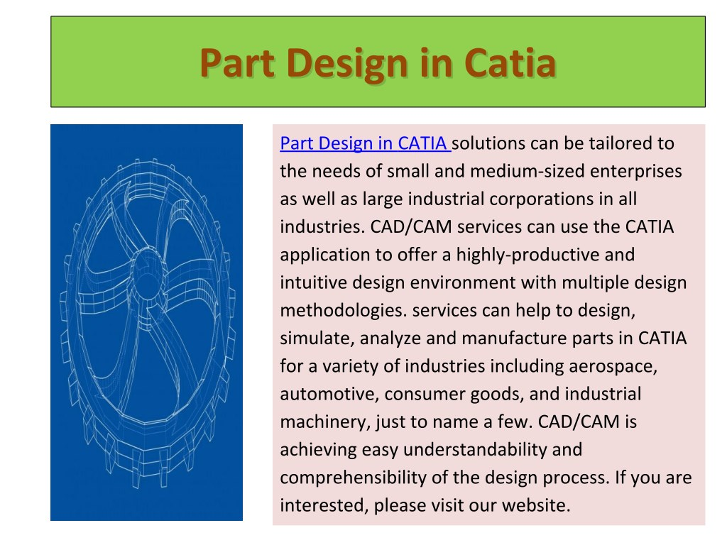 PPT - Solid Systems CAD Services PowerPoint Presentation - ID:7989133