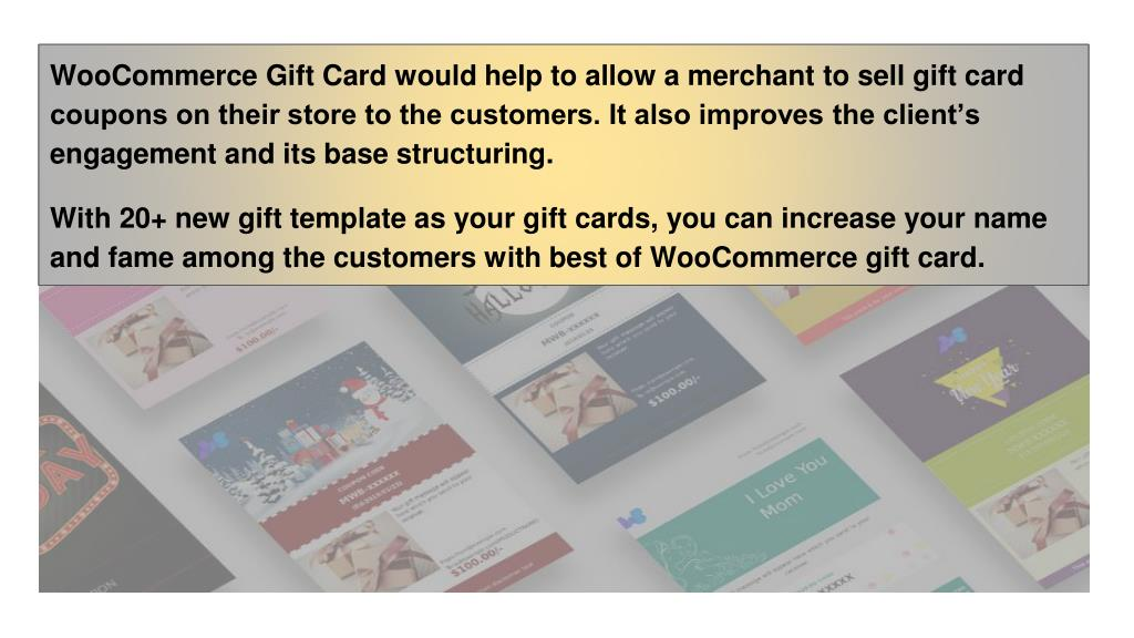PPT - Gift Card | PPT PowerPoint Presentation - ID:7989253