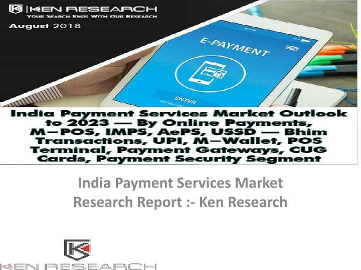 PPT - Payment Gateways Business Model India, Service Provides India