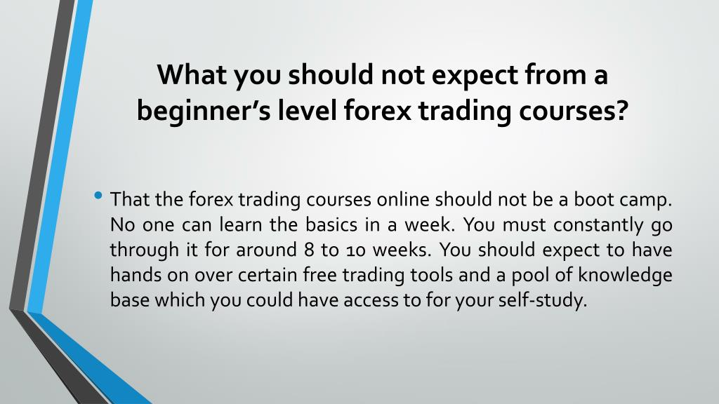 PPT - Learn Free Online Best Forex Courses for Beginners