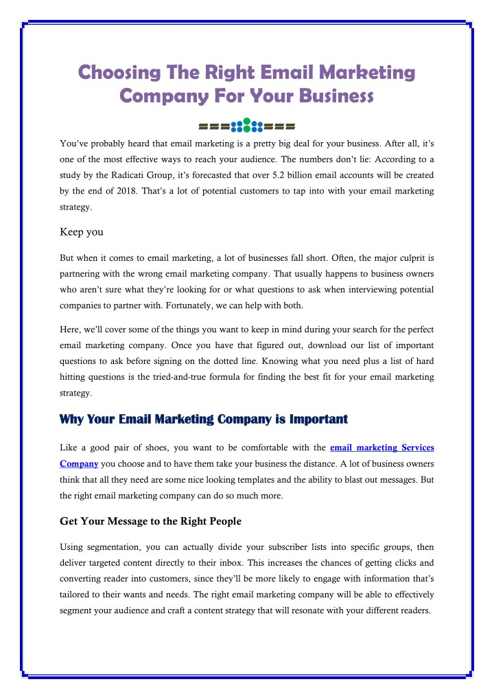 Instant Download 1 Billion Email List for Marketing and Business