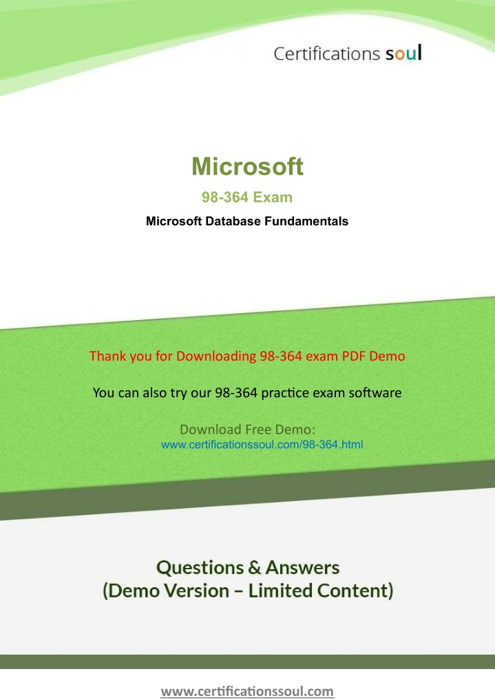 Ppt Microsoft 70 354 Microsoft Certified Professional Practice