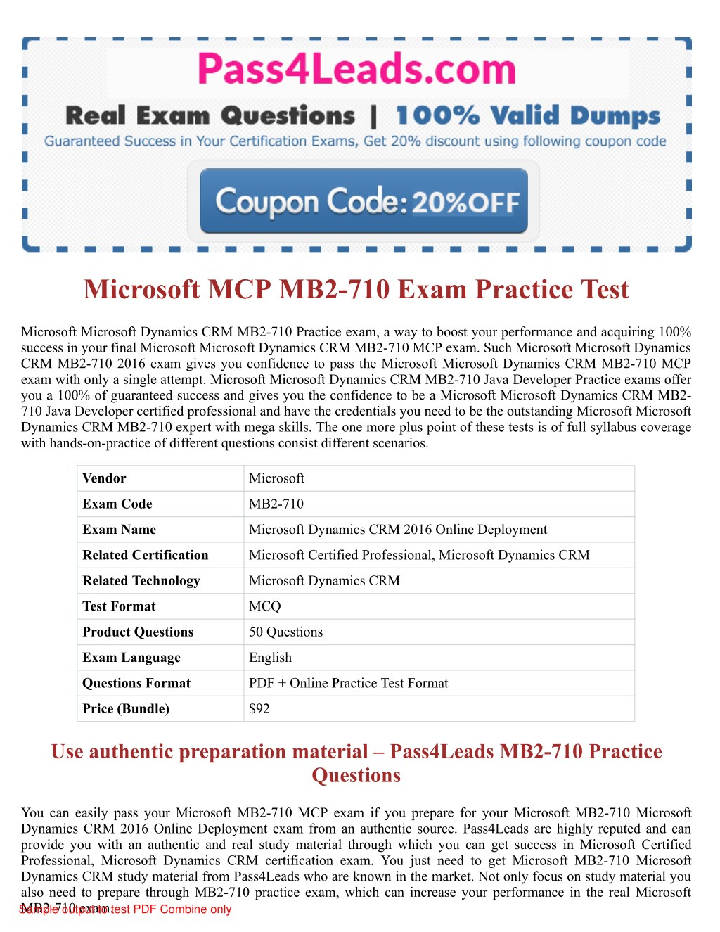 Ppt Microsoft Mb2 710 Exam Questions Powerpoint Presentation Id