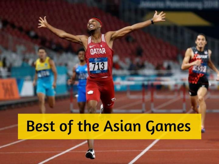best of the asian games n.
