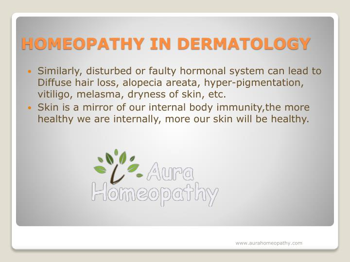 PPT - Skin Homeopathy physician - Aura Homeopathic Clinic