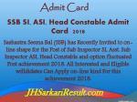 admit card 6