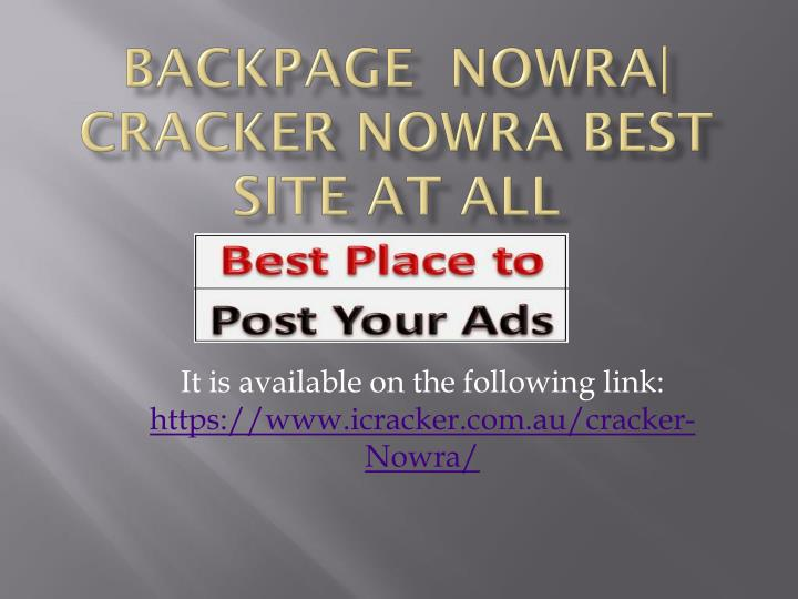 backpage nowra cracker nowra best site at all n.