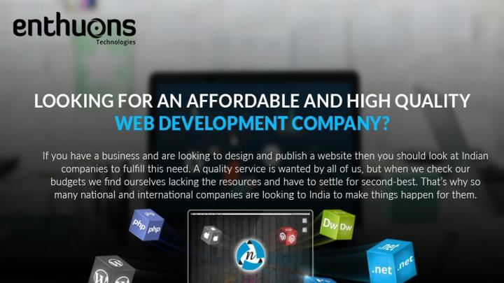 Ppt Web Development Company Powerpoint Presentation Free Download Id 8002499