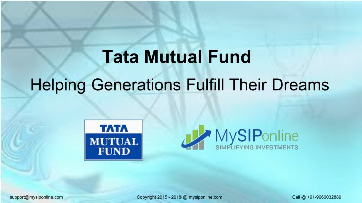tata mutual fund n.