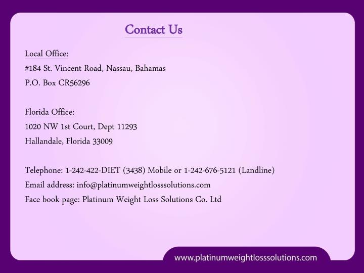 PPT - Platinum Slimming Tablets PowerPoint Presentation - ID