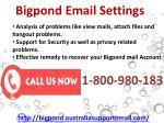 bigpond email settings 2