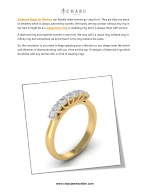 diamond rings for women can literally make women