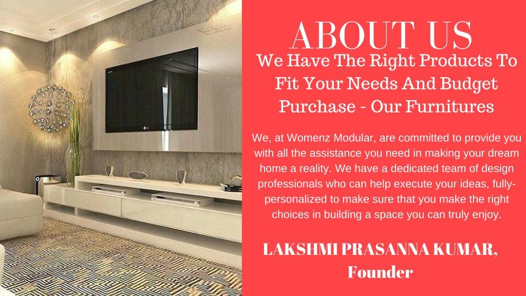 Ppt Womenz Modular Designers Hyderabad Powerpoint Presentation Free Download Id 8005702