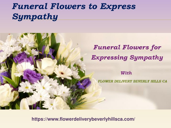 funeral flowers to express sympathy n.