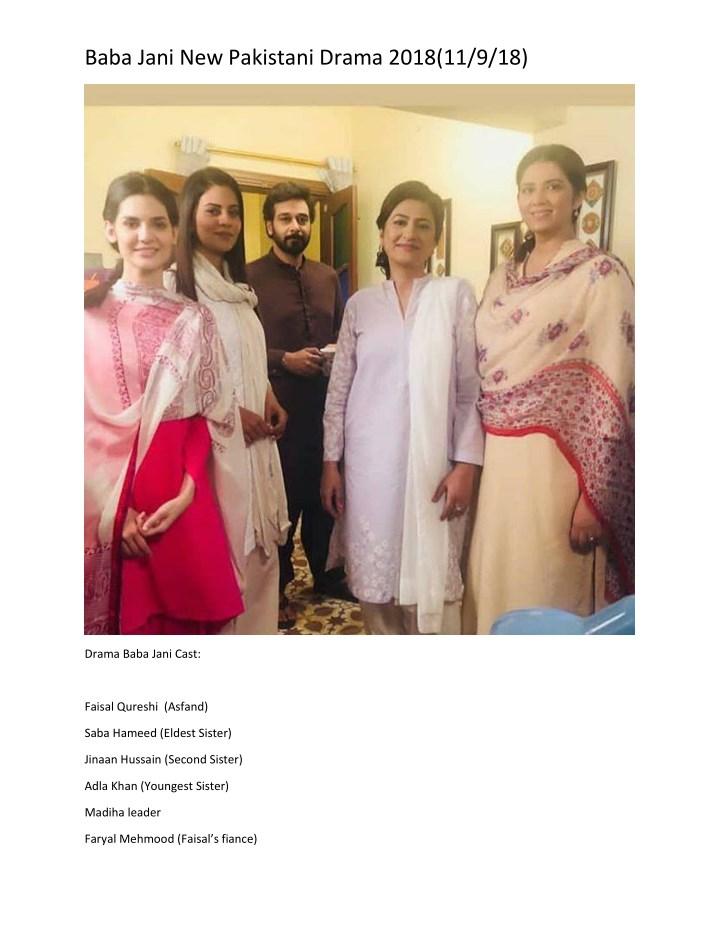 PPT - Baba Jani New Pakistani Drama 2018 PowerPoint