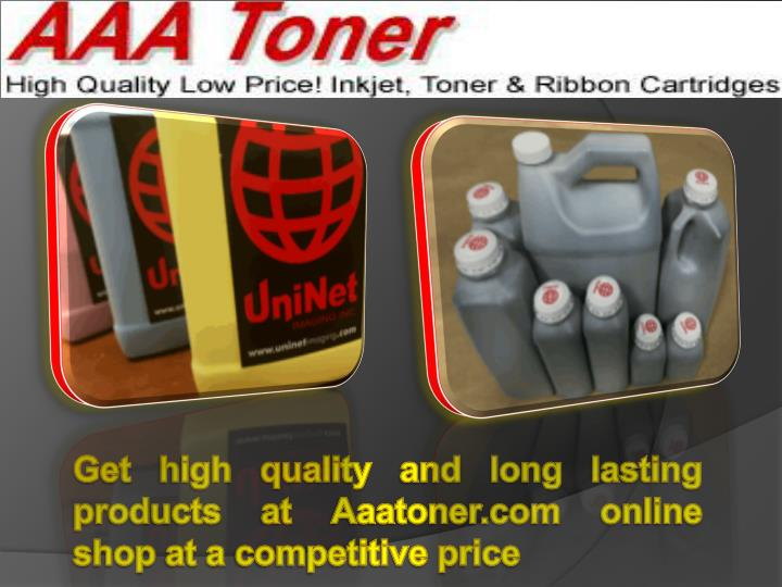 g et high quality and long lasting products n.