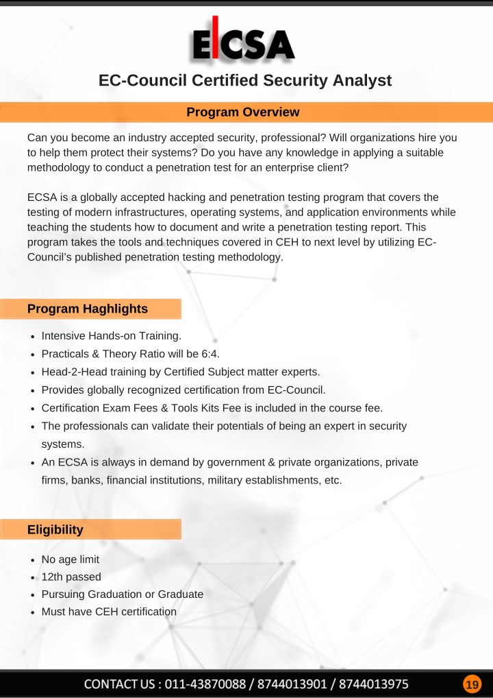 PPT - Ethical Hacking & Cyber Security Training